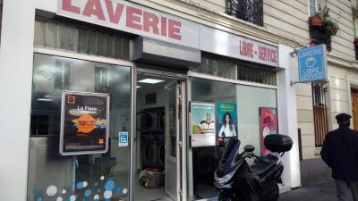 Laverie Doudeauville - Laverie - Paris