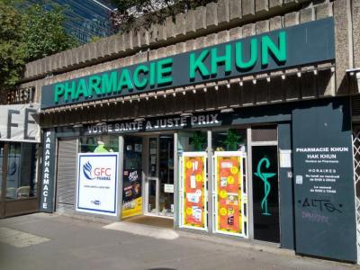Selurl Pharmacie Khun - Pharmacie - Paris