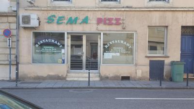Sema Pizz' - Restaurant - Jarville-la-Malgrange