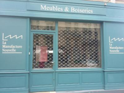 Meubles et Boiseries - Magasin de meubles - Paris