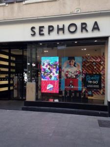 Séphora SA - Parfumerie - Marseille
