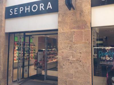 Séphora France - Magasin de cosmétiques - Aix-en-Provence