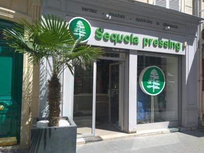 Sequoia Pressing - Pressing - Paris