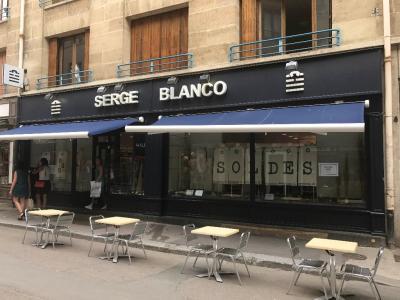 Serge Blanco T.N.T. SERGE BLANCO - Vêtements homme - Rouen