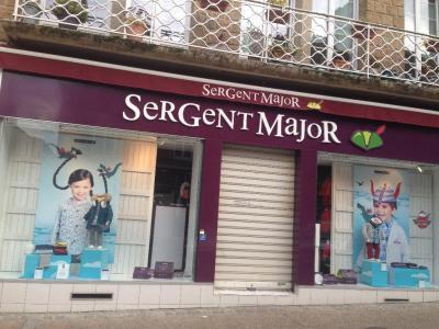 Sergent Major - Vêtements enfant - Avranches