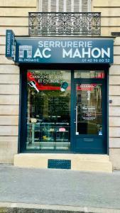 Serrurerie Blindage Mac Mahon - Serrurerie et métallerie - Paris