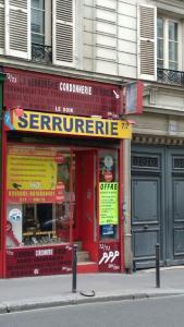 Serrurerie cordonnerie du moulin - Cordonnier - Paris