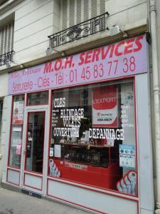 M.o.h Services - Entreprise de menuiserie - Paris