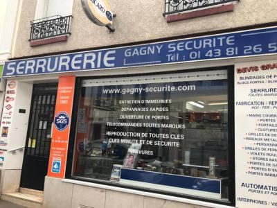 Serrurerie Gagny Sécurité - Serrurerie et métallerie - Gagny