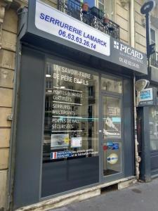 Serrurerie Lamarck - Serrurerie et métallerie - Paris