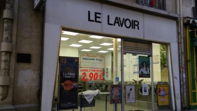Service Du Guesclin Sdg - Laverie - Paris