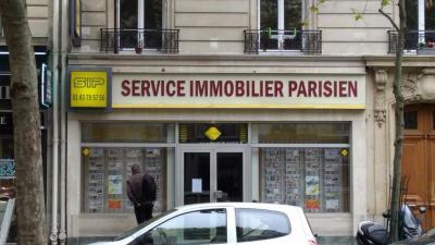 Service Immobilier Parisien - Gestion locative - Paris