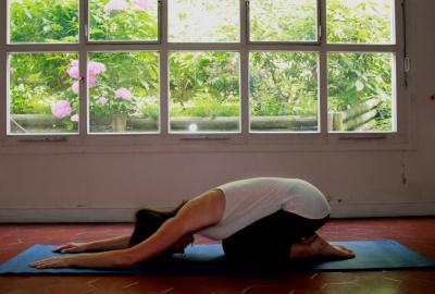 Setayeshi Monireh - Cours de yoga - Montreuil