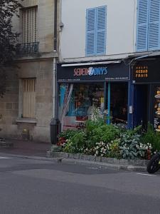 Seven Days - Restaurant - Saint-Germain-en-Laye