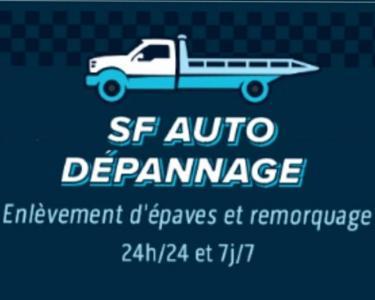 Sf Auto Depannage Ferrer Steven - Dépannage, remorquage d'automobiles - Pessac