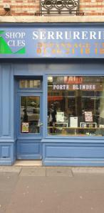 Shop Clés - Serrurerie et métallerie - Boulogne-Billancourt
