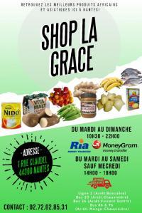 Shop La Grâce - Alimentation générale - Nantes