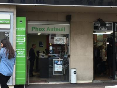 Phot'Auteuil - Développement et tirage photo - Paris