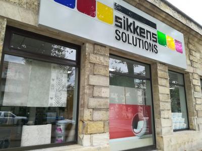 Sikkens Solutions - Peinture et vernis - Bordeaux