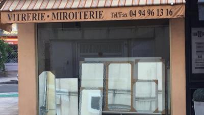 Peinture Vitrerie Miroiterie Siliquini - Entreprise de peinture - Sainte-Maxime