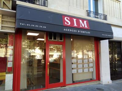 Sim Paris - Agence d'intérim - Paris
