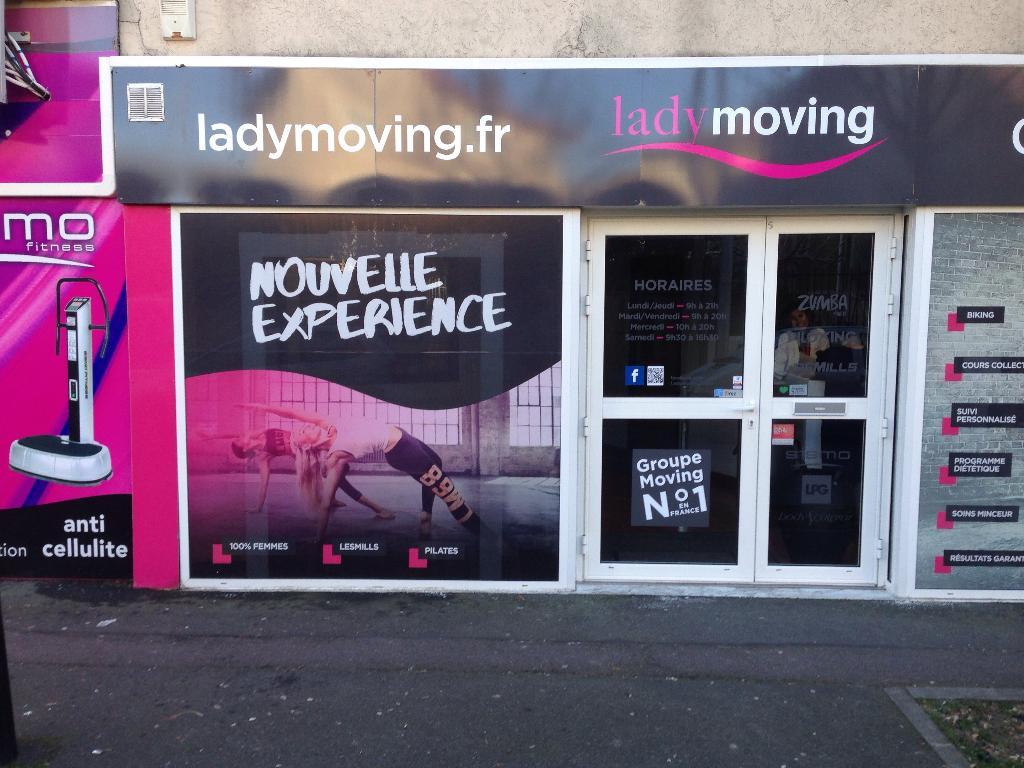 Lady Moving Aulnay Sous Bois Cours De Yoga Adresse