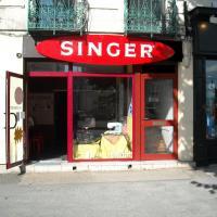 SINGER MARMANDE - MARMANDE
