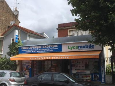 Euro Afrique Exotique - Alimentation générale - Montreuil