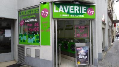 Sjmm - Laverie - Paris