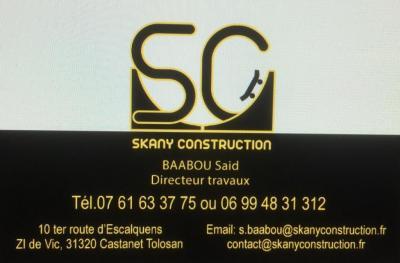Skany construction - Entreprise de bâtiment - Castanet-Tolosan