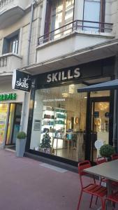 Skills - Coiffeur - Annecy