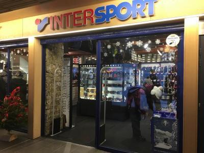 Intersport - Location de skis - La Plagne-Tarentaise