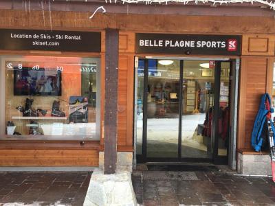 Skiset - Location de skis - La Plagne-Tarentaise