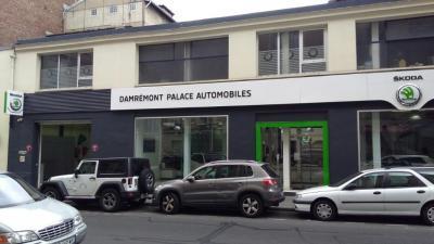 Skoda Damrémont Palace Automobiles Distributeur - Garage automobile - Paris