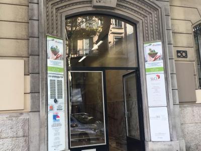 Régie Simonneau Barrier Brotteaux - Syndic de copropriétés - Lyon