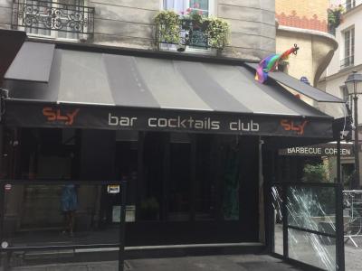 Sly Bar - Café bar - Paris