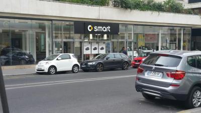 Smart - Concessionnaire automobile - Paris
