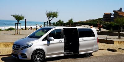 Smart Moov Biarritz Chauffeur Privé et VTC - Location d'automobiles avec chauffeur - Biarritz