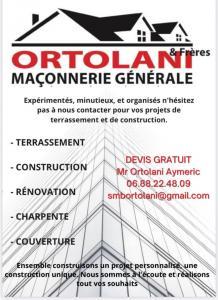 Smbtc Ortolani Frères - Travaux d'accès difficile - Menton