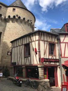 Snc les Z'oubliettes - Café bar - Vannes