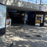 SNCF - SAINT CLOUD
