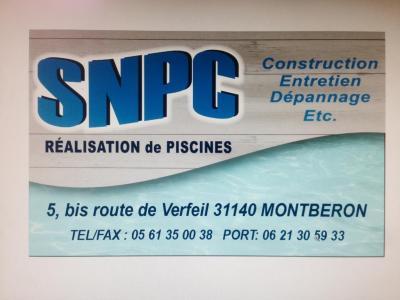 Snpc - Entreprise de maçonnerie - Montberon