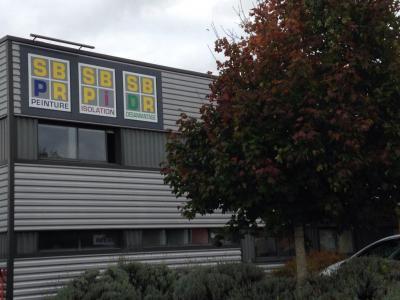 Société Berruyère De Peinture Et Revêtement S.B.P.R - Entreprise de peinture - Bourges