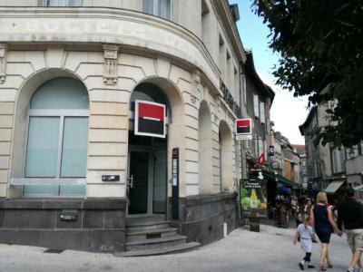 Société Générale - Banque - Aurillac