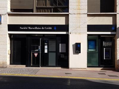 Société Marseillaise De Crédit - Banque - Hyères