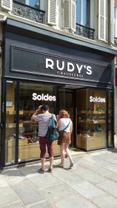 Rudy's - Chaussures - Paris
