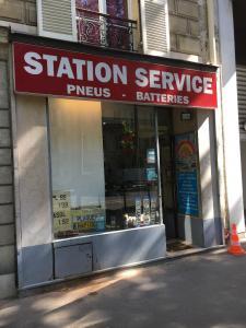 Sodipar Station - Station-service - Paris