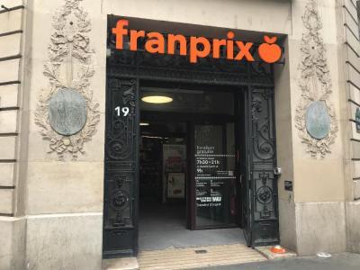 Franprix - Supermarché, hypermarché - Paris