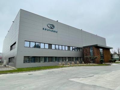 Solvionic - Fabrication de produits chimiques - Toulouse