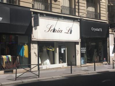 Sonia L - Robes de mariées - Paris